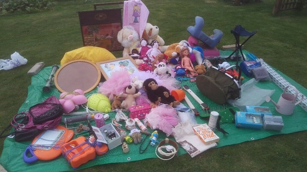 REDUCED!!! Joblot of carboot items - large quantity of quality items
