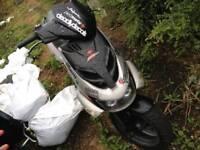 Aprillia sr 50 scooter
