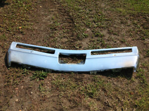 1968 buick skylark, or GS400 rear chrome bumper for sale
