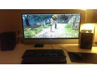 """LG 34um95 34"""" Ultrawide Monitor (3440x1440)"""
