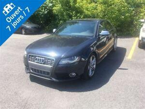 2012 Audi S4 3.0 Premium