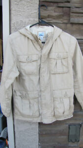 old navy spring jacket for boy size M