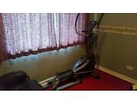 Cross Trainer and Mini Stepper
