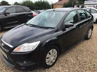 Ford Focus 1.6TDCi 110 ( DPF ) 2008.25MY Econetic