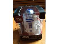 Star Wars USB-powered mini vacuum cleaner, brand new