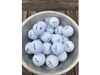 Golf Balls Titleist x 25 A Grade Golf Balls, LOT 9