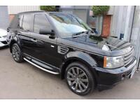 Land Rover Range Rover Sport TDV6 SPORT HSE-CRUISE CONTROL-HEATED LEATHER