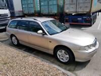 Rover 75 diesel auto
