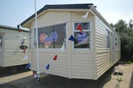 Static Caravan Dymchurch Kent 2 Bedrooms 6 Berth BK Contessa 2009 New Beach