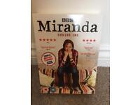 Miranda DVD box set season 1&2