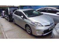 Toyota Prius Hybrid T Spirit 2014 Sale Satellite Navigation System UBER Ready PCO