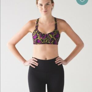 Lululemon Free To Be Zen Bra - Size 4