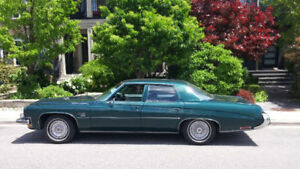 1973 Mint Buick muscle