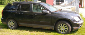 2007 Chrysler Pacifica Touring Familiale