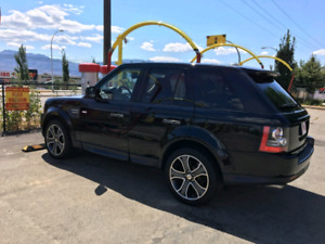 2011 Range Rover Sport Supercharged Brand New Engine!!
