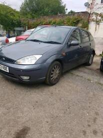 Ford focus 1.8tdci 03 plate. spares or repair