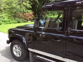 Land Rover Defender 110 2.4 TDi XS Station Wagon 5dr