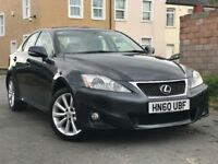 2010 ( 60 ) LEXUS iS 200 DIESEL 6 SPEED 5 DOORS SALOON BHP 148 *HPI CLEAR ( FINANCE AVAILABLE )