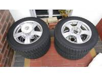 215 60 r16 yokohama iceguard ig30 tyres with alloys 215 60 r16