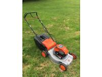 Briggs and Stratton petrol lawnmower fully serviced