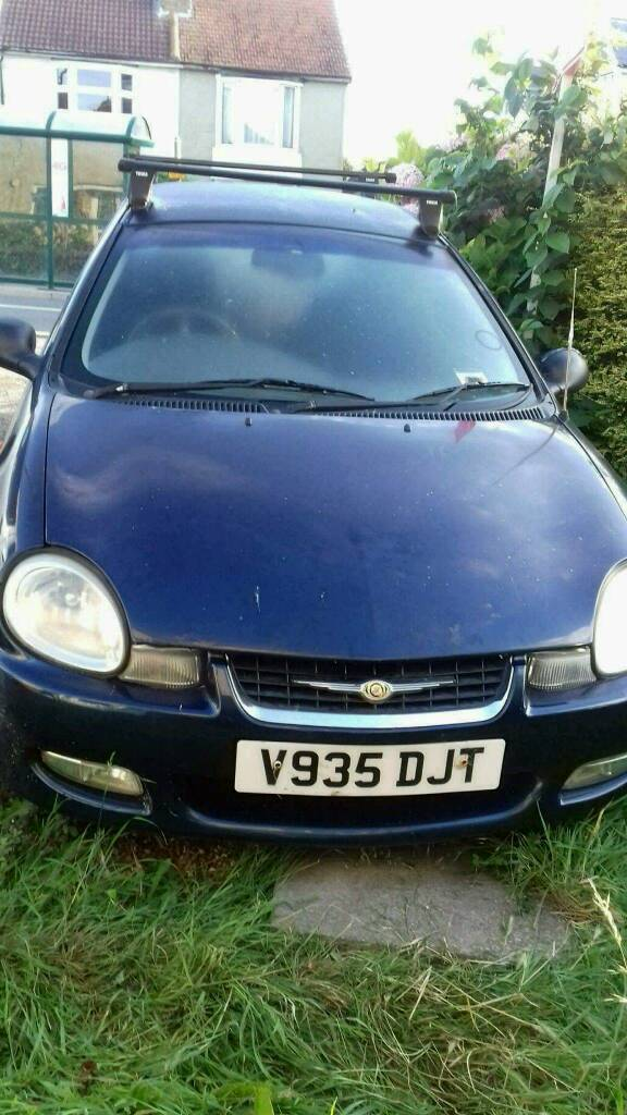 Chrysler Neon 2 litre For Sale