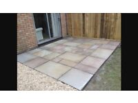 Flagstones and pavers laid, kerbing, pebbles, patios and garden makeovers