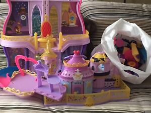 My Little Pony Castle, House & Misc Items