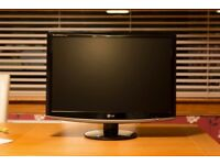 "LG 24"" Widescreen Monitor"