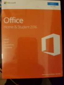 Microsoft Office Home and Student 2016, 1 PC