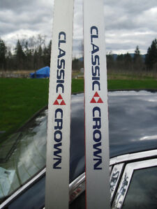 Cross Country Fischer Skis