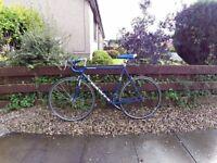 1992 Dawes Road Bike, Reynolds 531 frame, Upgraded components