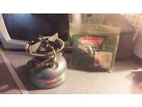 Coleman 533 fishing stove