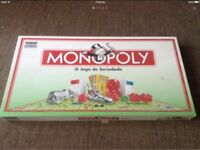 Spanish Monopoly 'O Jogo De Sociedade'