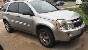 2008 Chevrolet Equinox SUV, Crossover