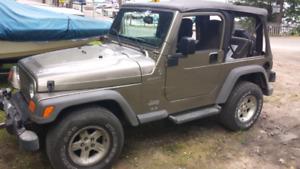 Jeep road ready