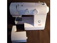 Perfect condition AEG 795 sewing machine - £70