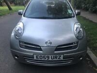 Nissan Micra 1.2 automatic low mileage 30,600 CAT D