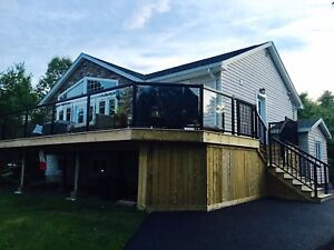 Beautiful lakefront home Lewis lake mount uniacke