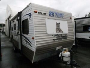 2014 Skyline RV SKYCAT 186