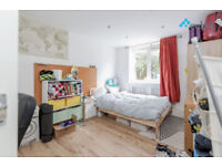 Large 2 bedroom flat just moments away from Clapham Junction Station.