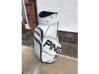 Ping Tour golf bag stunning