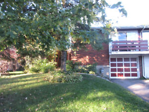 $1475- 4 Br. WestEnd Merivale Rd. and Meadowlands Area