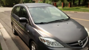 2009 MAZDA5 WITH SAFETY AND EMISSION, MINT, NO PENNY TO SPEND