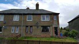 2 bedroom flat for rent in Dunfermline.