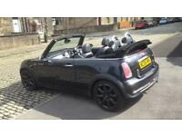 2005 (05) MINI Cooper, 1.6, 3dr, Convertible, Long MOT, Heated Leather.