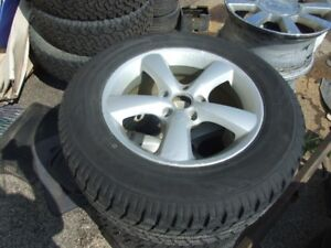 Odyssey rims and snows