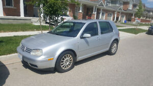 2003 Volkswagen Golf Highline TDI Hatchback