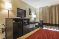 Looking for Experienced Housekeepers at Franchised Hotel