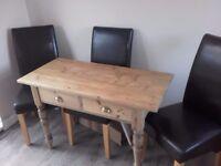 Farmhouse dining /office table