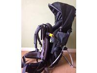 Brand new DEUTER kid comfort III baby carrier